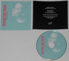 Johnathan Rice - Below the Deck -  US promo cd