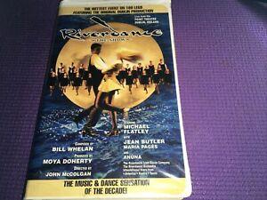 Riverdance - The Show (VHS, Clam Shell Case), Michael Flatley, Jean Butler