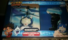Yo-Kai Watch Robonyan Remote Controlled Copter Helicopter NIB