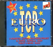 EURO TOP - EURODANCE CD COMPILATION NEUF ET SOUS CELLO