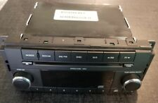 Dodge, Chrysler, Jeep  Radio, Stereo Cd Player mp3 RES w/AUX Very Good Condition