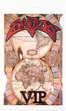 * EAGLES * - LAMINATED VIP CONCERT TOUR BACKSTAGE PASS featuring laser foil 1994