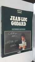 REVUE CINEGRAPHIQUE ILLUSTREE JEAN-LUC GODARD EDILIG 1983 BE
