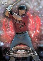 2017 TOPPS OPENING DAY #ODS-37 PAUL GOLDSCHMIDT *OPENING DAY STARS* DIAMONDBACKS