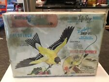 """Vintage 1960's Bachmann Birds of the World """"goldfinch� Model Kit 9001-100 in Box"""