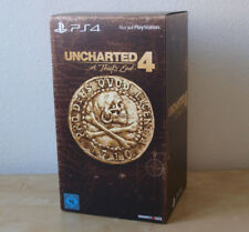 UNCHARTED 4 a Thief's End Libertalia COLLECTOR'S EDITION PLAYSTATION 4 NUOVO
