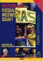 DVD - Germania Und Die Gioco Calcio Campionato Mondiale - Team Brasile - Nuovo /