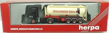 HERPA Nr.147224 MB Actros L Silo-SZ 'WILL SPEDITION' - OVP