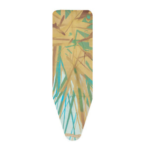 Orange Shards Replacement Ironing Board Cotton Cover Size 2 - 114 x 38cm