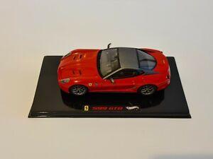 Hot Wheels Elite 1/43 - Ferrari 599 GTO Red