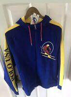 Polo Ralph Lauren Hoodie Circle Ski 92 Jacket L cp 93 hi tech p wing holiday