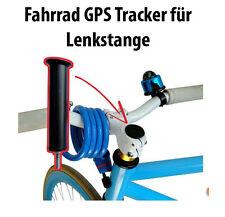 Fahrrad Bike GPS Tracker Peilsender SMS Sender Ortung Überwachung Lenker Diebsta