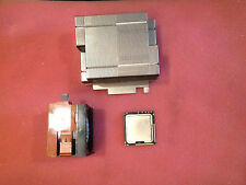 INTEL XEON QUAD CORE 2.93GHZ CPU KIT PROCESSOR DELL POWEREDGE R710 X5570 SLBF3