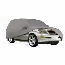 Plata Cubierta de coche impermeable para JEEP CJ5-CJ8 MODELOS