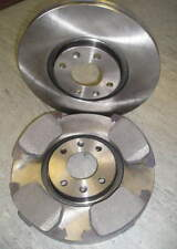 PEUGEOT 3008 2.0 Hdi & 1.6 THP FRONT VENTED BRAKE DISCS AND PADS