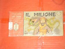 STRISCIA COLLANA LIBRI CELEBRI MAGNESIA S.PELLEGRINO N° 17 -B-MILIONE MARCO POLO