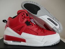 new products d1391 c5ec4 NIKE AIR JORDAN SPIZIKE GYM RED-BLACK-WHITE-WOLF GREY SZ 13