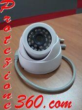 Telecamera mini dome economica, risoluzione Hd 720p visione giorno e notte 20m