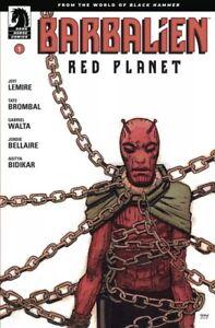 Barbalien Red Planet #1 (Cvr A Walta)