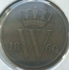 1860 Netherlands Cent