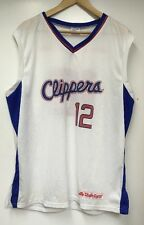 Los Angeles Clippers 2013-14 #12 Jersey State Farm Giveaway Xl Nba Basketball