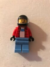 Lego New Minifigure Ford Model A Hot Rod Driver Race Car Minifig