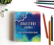 Gratitude Journal for kids, Christmas gift for kids, Birthday gift for kids