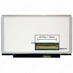 Dalle écran LCD LED pour Fujitsu Siemens LIFEBOOK E734 13.3 1366x768 - Brillant