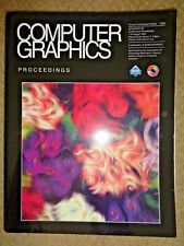 Computer Graphics: Proceedings : SIGGRAPH 93 Conference Ed Catmull VR Hardware