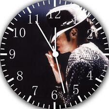 "Michael Jackson wall Clock 10"" will be nice Gift and Room wall Decor E159"