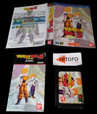 DRAGON BALL Z Sega MEGADRIVE MD Mega Drive Genesis Japones JAP Bandai