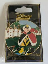 Queen Of Hearts Alice In Wonderland Dark Tales Dssh Le300 Disney Pin