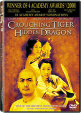 New listing Crouching Tiger, Hidden Dragon (Dvd, 2000) - Like New