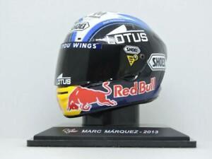 Marc Marquez Mini Helmet Circuit Barcelona Catalunya 2013 1/5 Spark Honda MotoGP