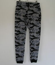 nwt~Adidas CAMO JOGGER Fleece Track PANT gym superstar CAMOUFLAGE sweat~Men sz S