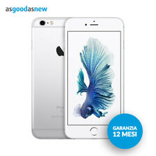 Apple iPhone 6s 16GB Argento - Originale - Garanzia 12 mesi - Ricondizionato
