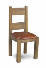 Farmhouse Solid Wood Chairs with 1 Pieces