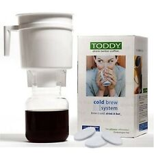 NEW TODDY COLD BREW COFFEE MAKER SYSTEM Tea Less Acid Drip Pour Over