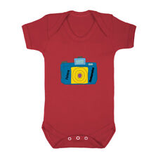 Future Photographer Camera Baby Baby Bodysuit One Piece