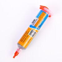 MECHANIC 10cc XG-Z40 Syringe Solder Paste Flux Sn63/Pb37 25-45um Paste 1PCS