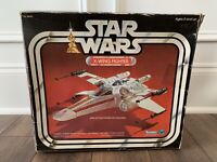 STAR WARS X WING FIGHTER BOX ONLY KENNER VINTAGE 1978 ANH ESB ROTJ LUKE R2D2