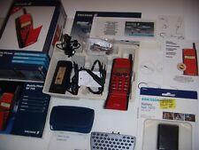 ERICSSON GF768 RED 1997 GSM ORIGINALE PARI AL NUOVO UNICO + SCATOLA + BATT NUOVA