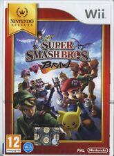 Super Smash Bros Brawl Select -  Nintendo Wii