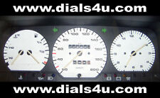 VOLKSWAGEN VW TRANSPORTER T4 - EARLY MODELS (1990-1995) - 200kmh  WHITE DIAL KIT
