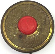 VINTAGE COMPACT COTY AIR SPUN ROUGE MIRRORED COLLECTABLE VINTAGE MAKEUP