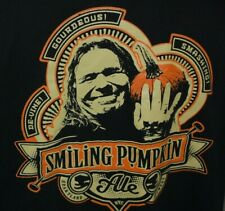 Heartland Brewery New York City Smiling Pumpkin Ale 2Xl Tee Shirt