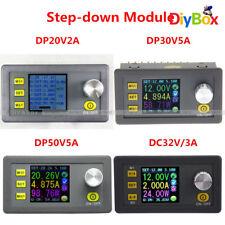 DP20V2A 30V5A 50V5A DC32V/3A DPS3003 Programmable Step-down Power Supply Module