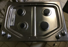 """New JennAir 30"""" Gas Cooktop 4 Sealed Burners Stainless Jgc8430Bds"""
