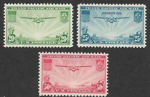 Mr B's US #C20, C21, C22 1935 - MNH VF/XF OG TransPacific - Free Shipping!