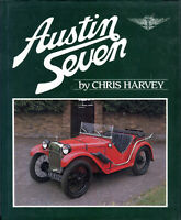 Austin Seven by Chris Harvey - 1985 - fantastic history book